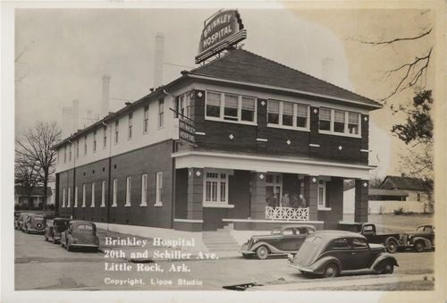 Brinkley Hospital, Little Rock, Arkansas - Page