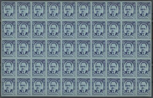 Dr. John R. Brinkley stamps - Page