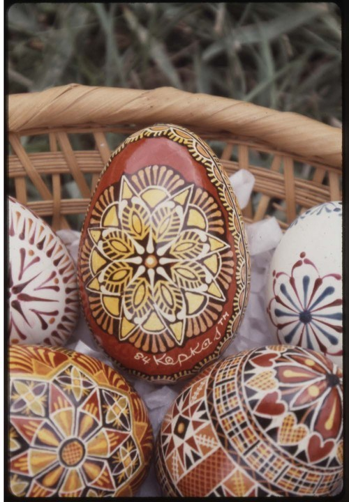 Czech eggs - Page