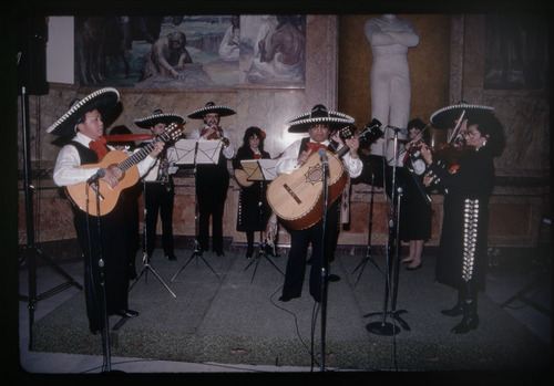 Mariachi Estrella performing at Kansas Day, Topeka, Kansas - Page