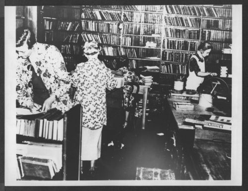 Library, Topeka, Kansas - Page