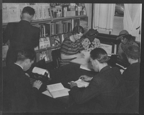 Library, Wichita, Kansas - Page