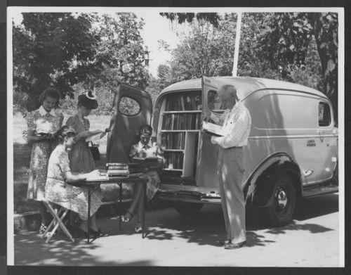 Bookmobile - Page