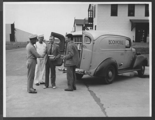 Bookmobile, Kansas City, Kansas - Page