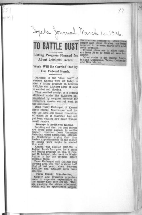 To battle dust - Page