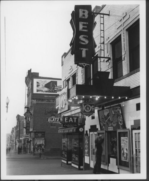 Best Theater, Topeka, Kansas - Page