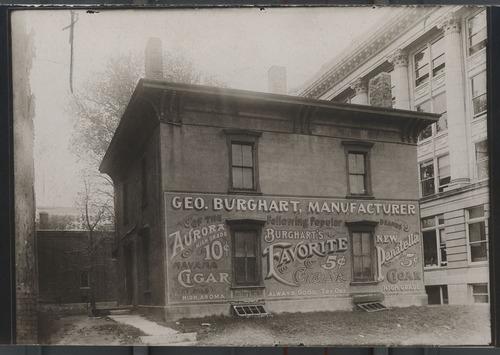 Geo. Burghart cigar manufacturer, Topeka, Kansas - Page