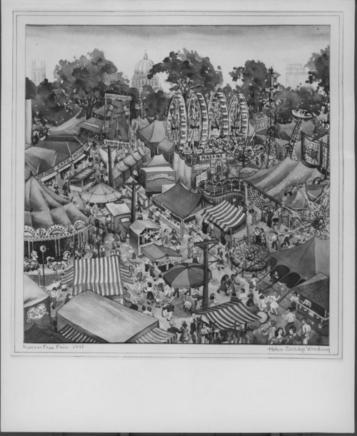 Kansas Free Fair, Topeka, Kansas - Page