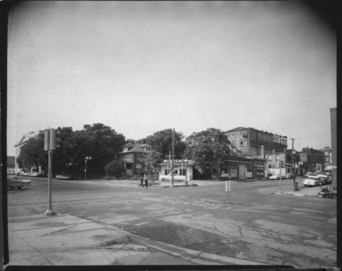 East 4th street & Quincy, Topeka, Kansas - Page