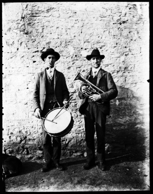 Band Members, Volland, Kansas - Page