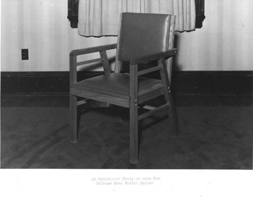 Occasional chair - Page