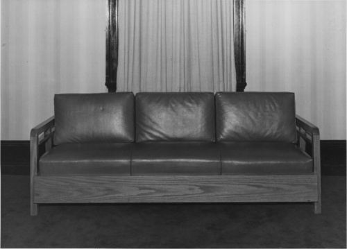 Leather sofa - Page
