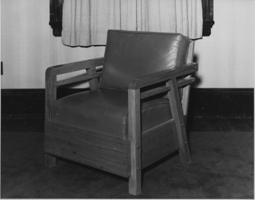 Leather chair - Page