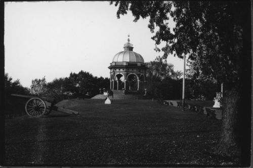 National Soldier's Home bandstand, Leavenworth, Kansas (#3) - Page