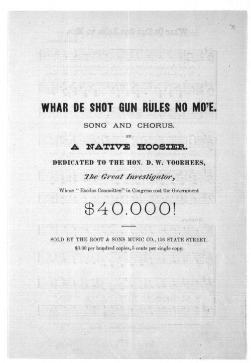 Whar de shot gun rules no mo'e - Page