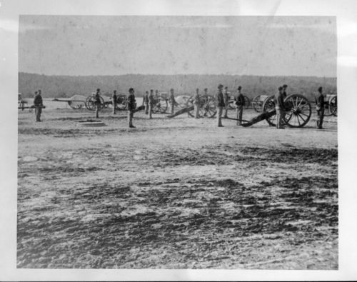 Field artillery, Fort Leavenworth - Page