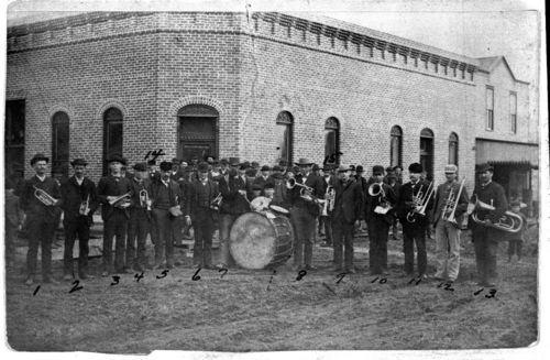 Band, Sedgwick, Kansas - Page