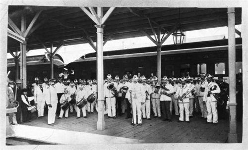 Band, Topeka, Kansas - Page
