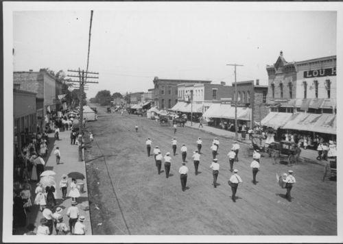 Band, Valley Falls, Kansas - Page