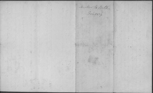 Jotham Meeker to Rev. Lucius Bolles - Page