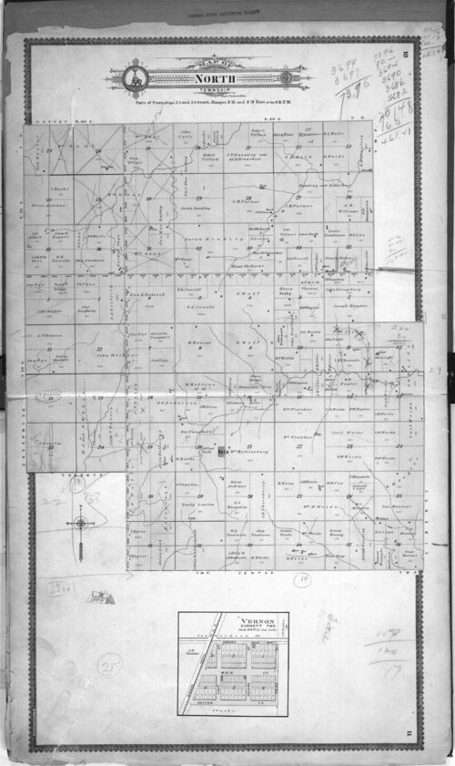 Standard atlas of Woodson County, Kansas - Page