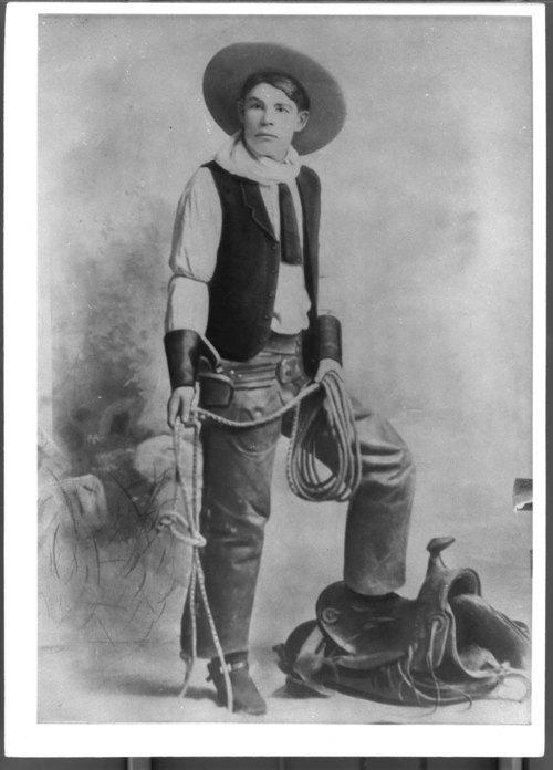 Cowboy - Page