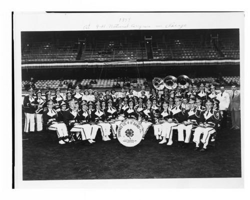 Shawnee County 4-H Band, Chicago, Illinois - Page