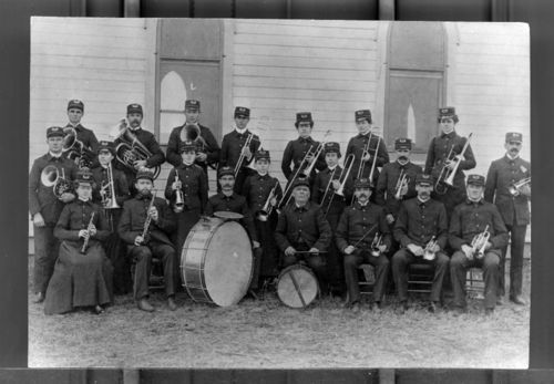 Randall Band, Jewell County, Kansas - Page