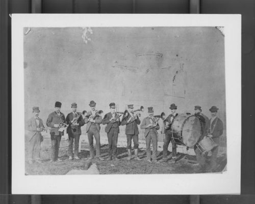 Band, Valley Falls, Kansas (#7) - Page