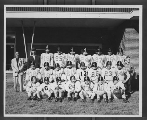 Windom Rural High School football team, Windom, Kansas - Page