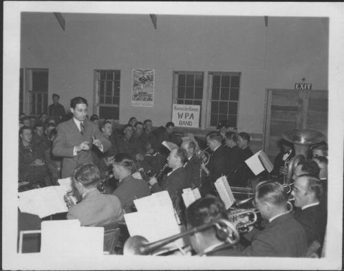 Concert band, Kansas City, Kansas - Page