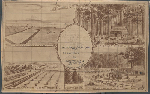 Prairie versus Woodland - Page