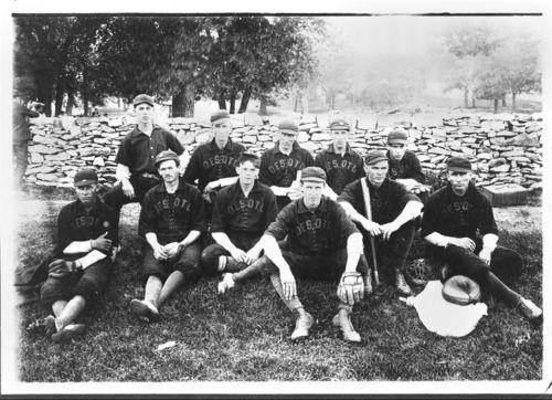 Baseball team, De Soto, Kansas - Page