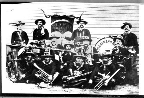 Dodge City Cowboy Band - Page