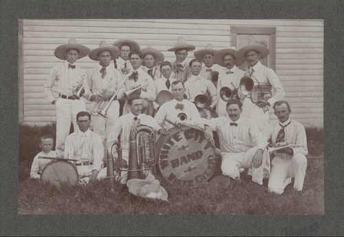 White City Kansas Band - Page
