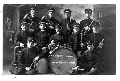 Westphalia Kansas Concert Band - Page