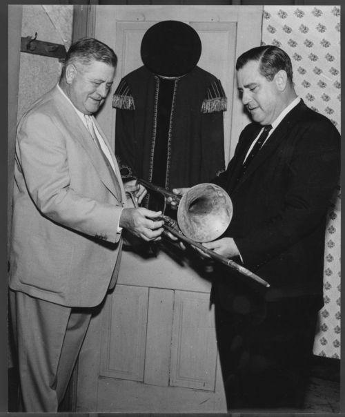 """Celebrating """"Walter Chrysler Day,"""" Ellis, Kansas - Page"""
