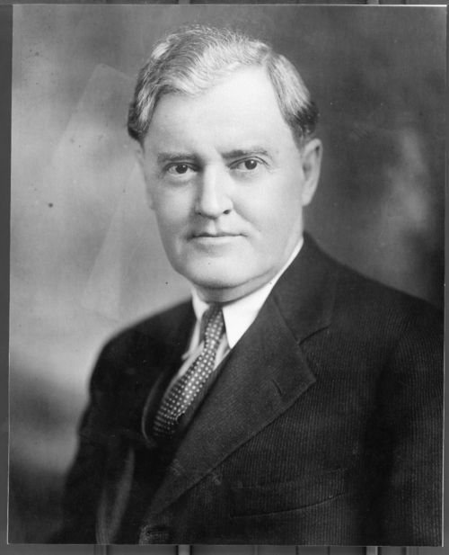 Governor Clyde Martin Reed - Page
