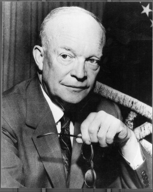 "Dwight David ""Ike"" Eisenhower - Page"