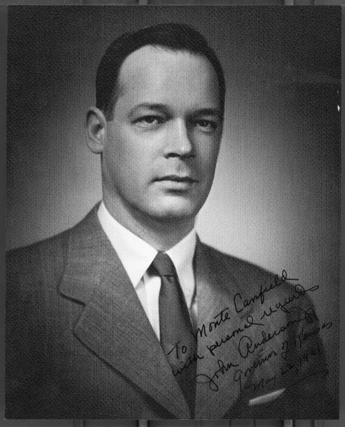 John Anderson, Jr. - Page
