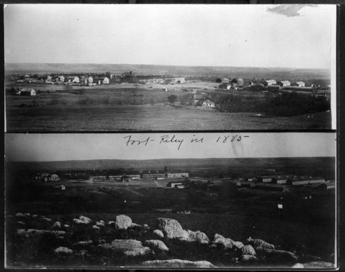 View of Fort Riley - Page