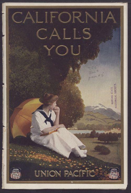 California calls you - Page