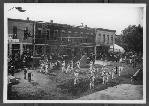Parade, Valley Falls, Kansas - Page