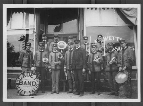Valley Falls Cadet Band, Kansas (#2) - Page