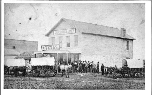 W.F. Shamleffer and C.N. James Trading Post - Page