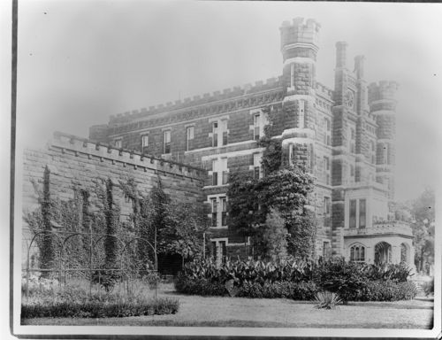 Administration building, Kansas State Penitentiary - Page