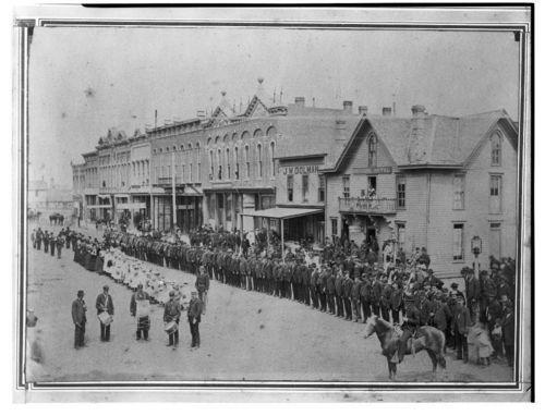 Parade, Osage City, Kansas - Page