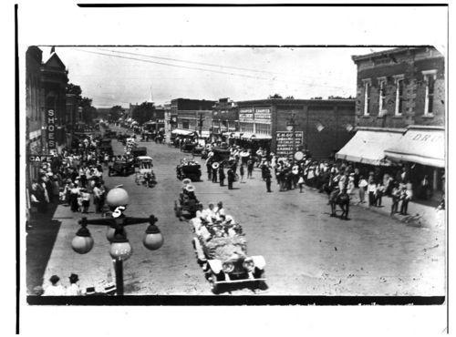 Parade, Neodesha, Kansas - Page