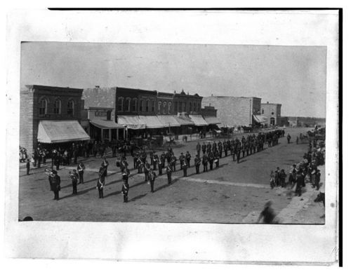 Parade, Cawker City, Kansas (#2) - Page