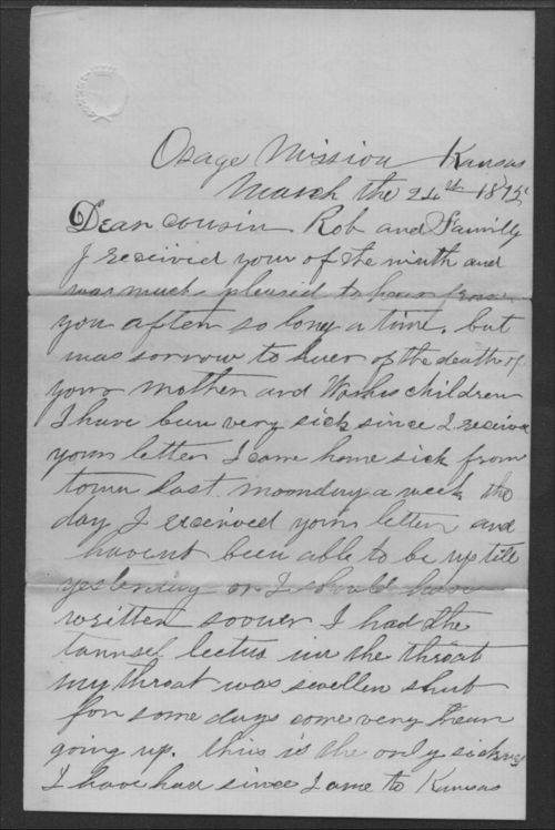 A. W. Johnson and Isabella Johnson to Robert S. Wickizer - Page